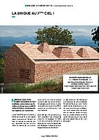 Article, Maison brique, italie