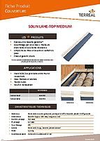 Fiche Produit Solin LAHE-TOP Medium