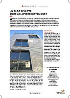 Article appartements, Touquet