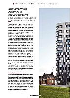 Article, Tour Ellipse, Amiens